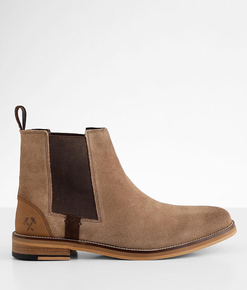 Outpost Makers Brandon Suede Chelsea Boot front view