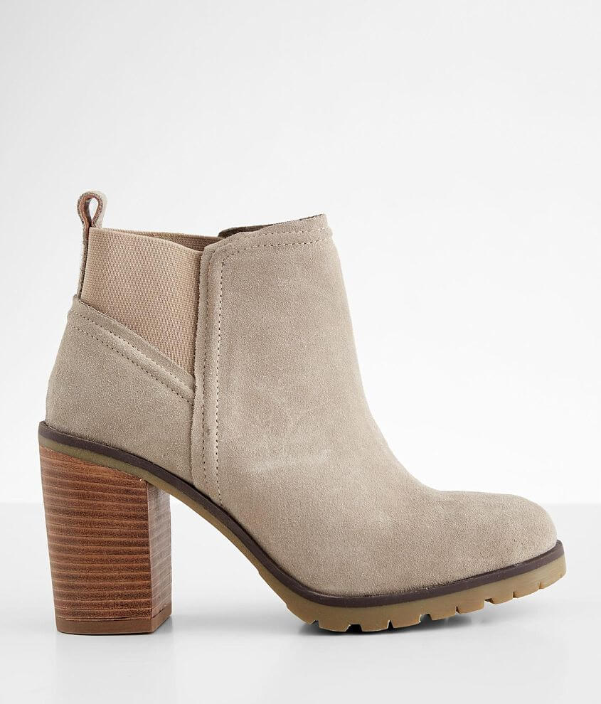 Crevo Charliee Leather Ankle Boot front view