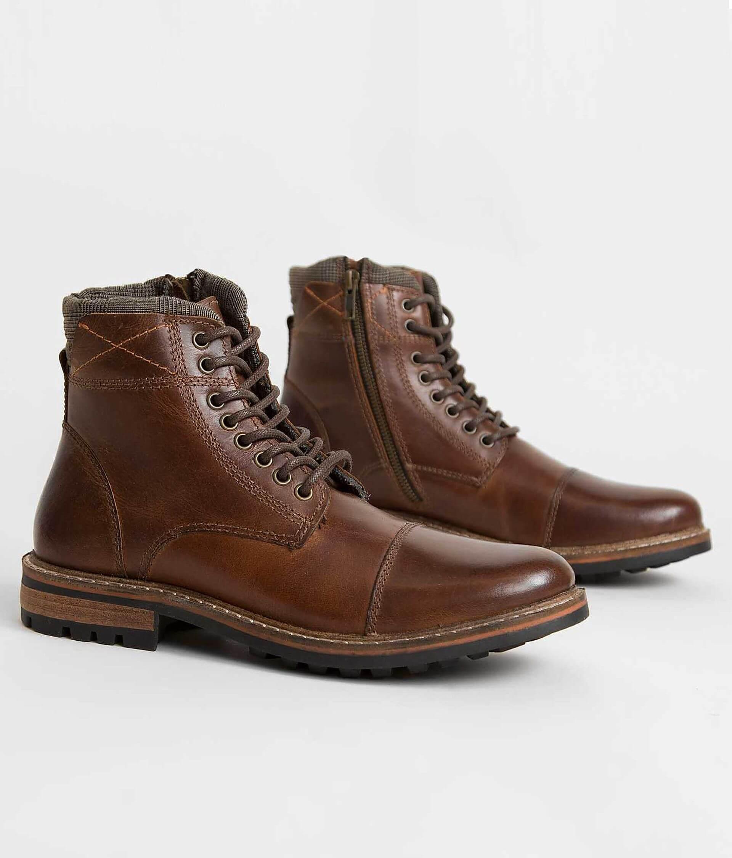 ab0031640c0 Crevo Camden Boot - Men's Shoes in Chestnut   Buckle