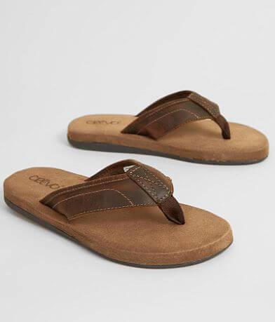 Crevo Dowens Leather Flip