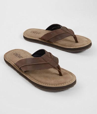 Crevo Coronado Leather Flip