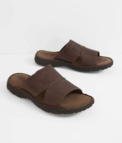 Crevo Pismo Leather Sandal