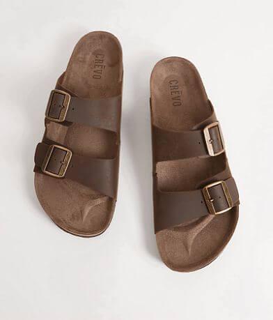Crevo Sedona Leather Sandal