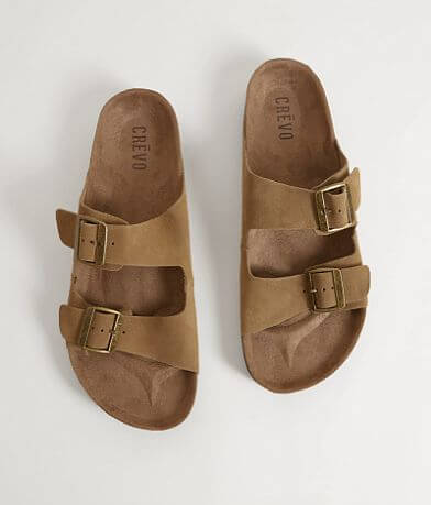 Crevo Sedona Leather Sandal