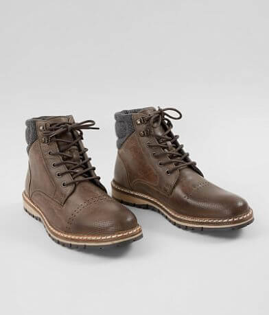 Crevo Parrey Leather Boot