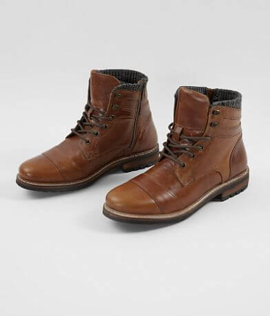Crevo Cayson Leather Boot