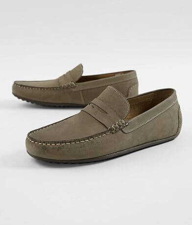 Crevo Barnet Leather Loafer Shoe