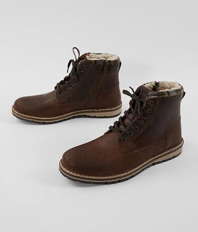 Outpost Makers Harington Pieced Leather Boot
