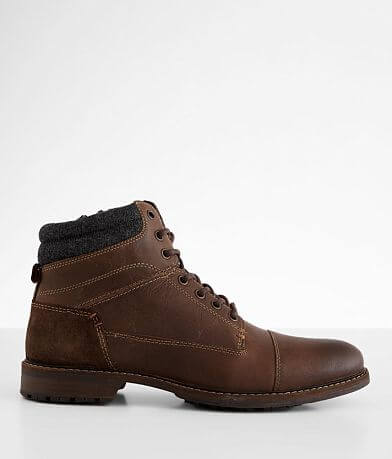 Crevo Canton Leather Boot