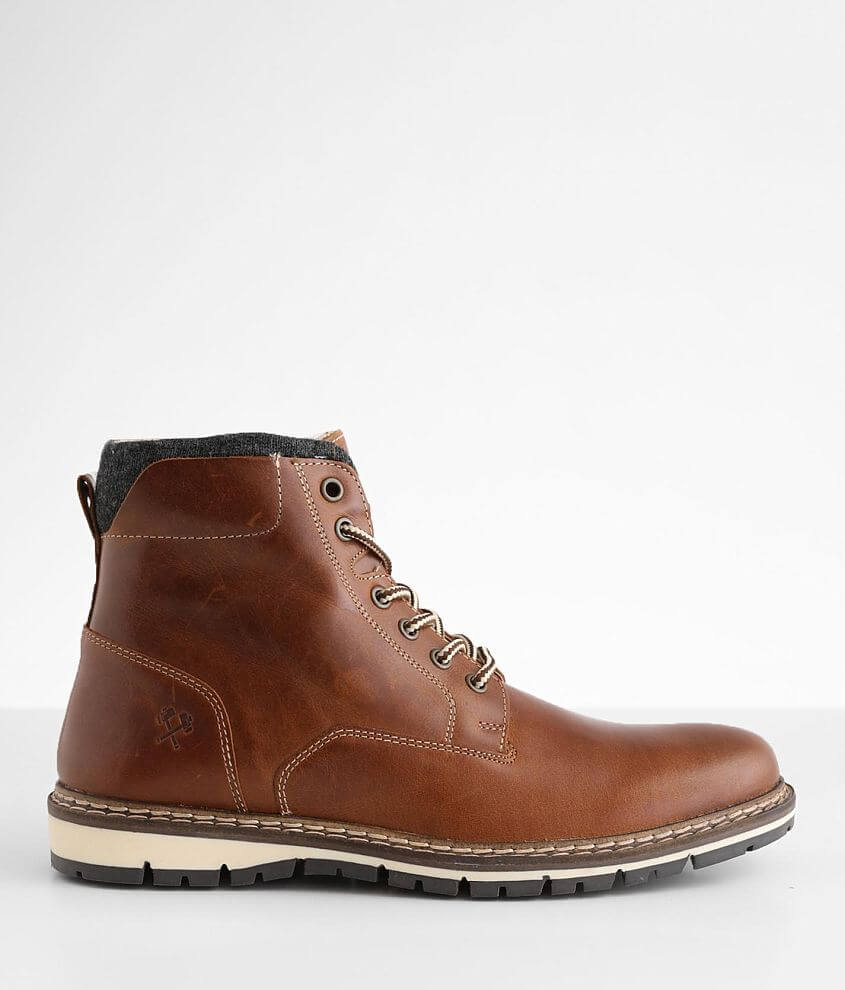 Outpost Makers Harrington Leather Boot front view