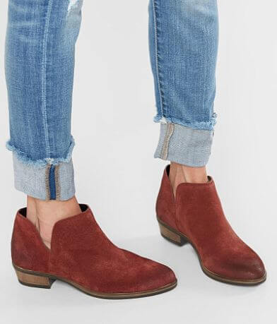 Crevo Leighton Leather Ankle Boot