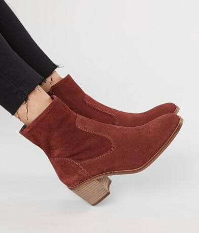 Crevo Jade Leather Ankle Boot