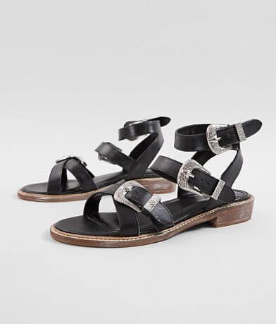Crevo Leather Sandal