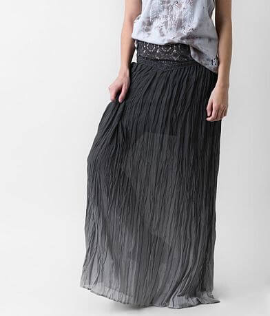 Gimmicks Dip Dye Maxi Skirt