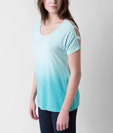 BKE Boutique Dip Dye Top