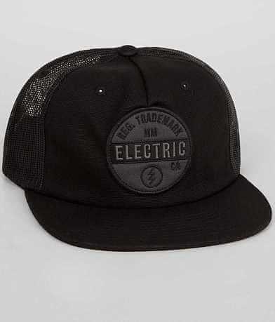 Electric Hamilton Trucker Hat