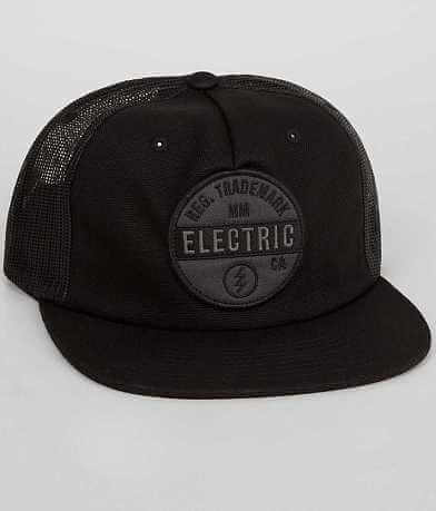 Electric Hamilton Trucker Hat