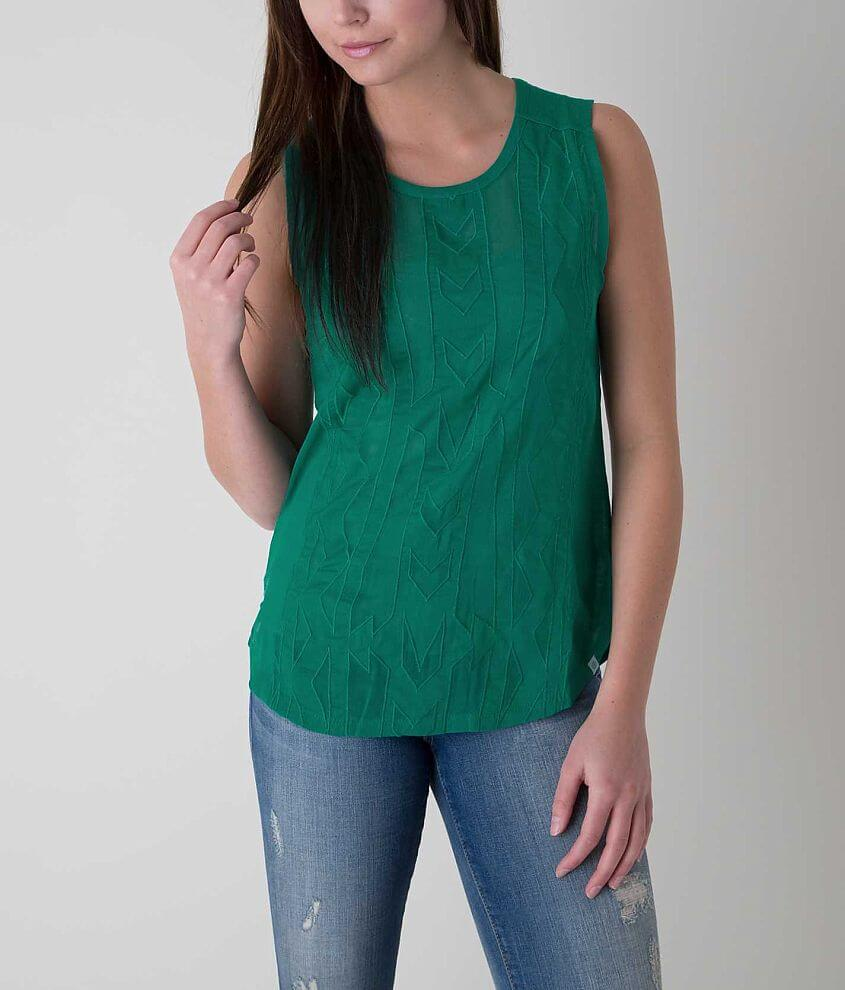 Element Sienna Tank Top front view
