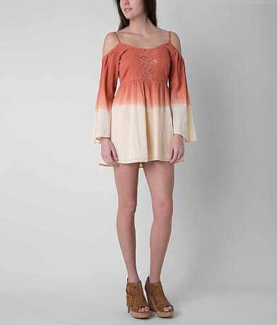 Element Lulu Cold Shoulder Dress