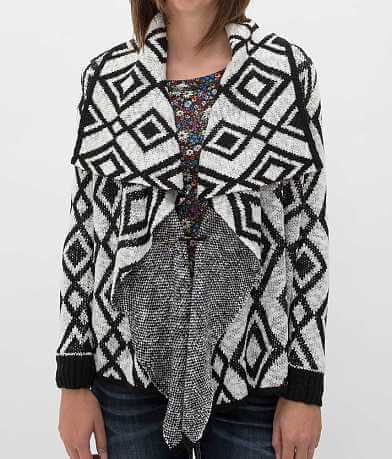 Element Moonstone Wrap Cardigan Sweater