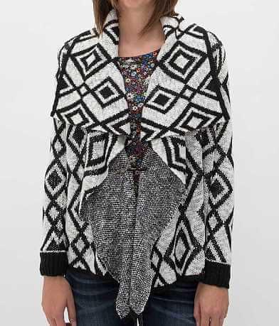 Element Moonstone Wrap Cardigan Sweater