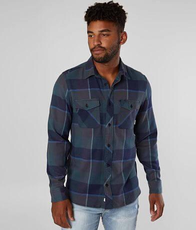 Element Tacoma Flannel Flex Stretch Shirt