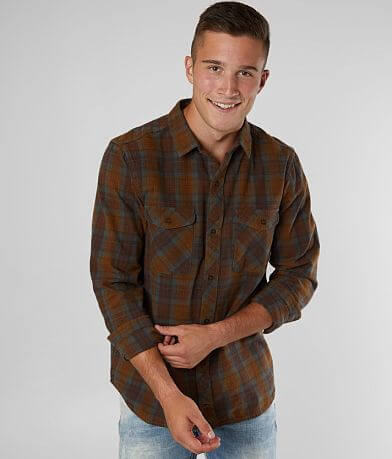 Element Ashland Flannel Shirt