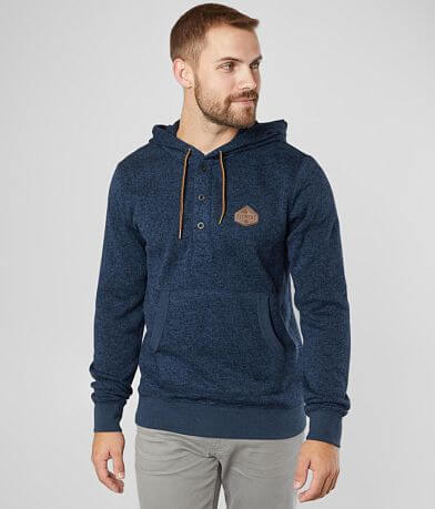Element Highland Hooded Henley Sweatshirt