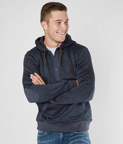Element Highland Hooded Henley Sweatshirt