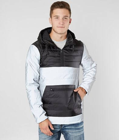 Element Adler Reflective Puffer Jacket