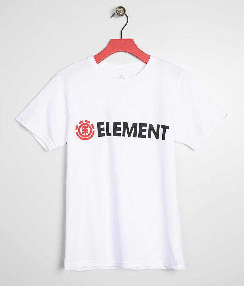 Boys - Element Blazin' T-Shirt front view