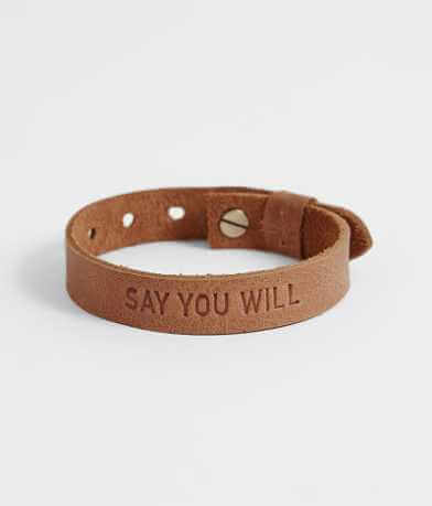 Elevate Say You Will Bracelet