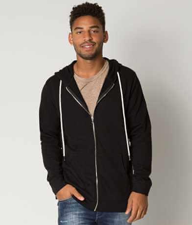 Elwood Zippered Sweatshirt