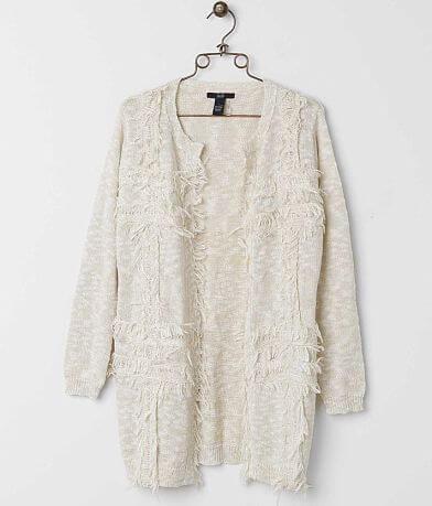Rain Flyaway Cardigan Sweater
