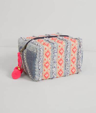 En Crème Pieced Cosmetic Bag