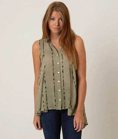willow & root Printed Shirt