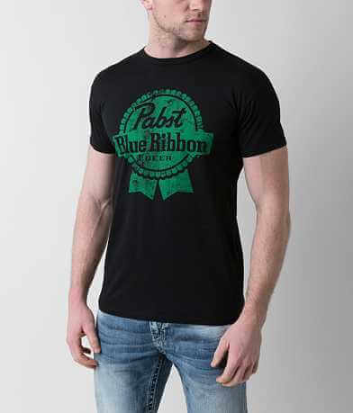 Distant Replays Pabst Green Ribbon T-Shirt