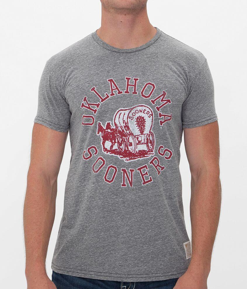 Distant Replays Oklahoma T-Shirt front view
