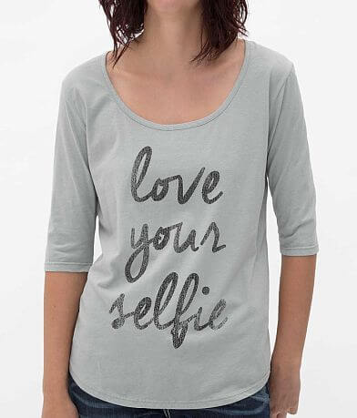 Retro Brand Love Your Selfie T-Shirt