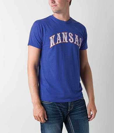 Distant Replays Kansas Jayhawks T-Shirt