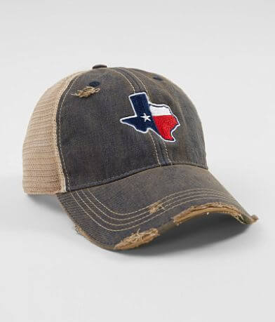 Retro Brand Texas Baseball Hat