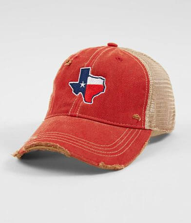 Retro Brand Texas Baseball Hat