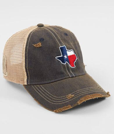 Retro Brand Texas Trucker Hat