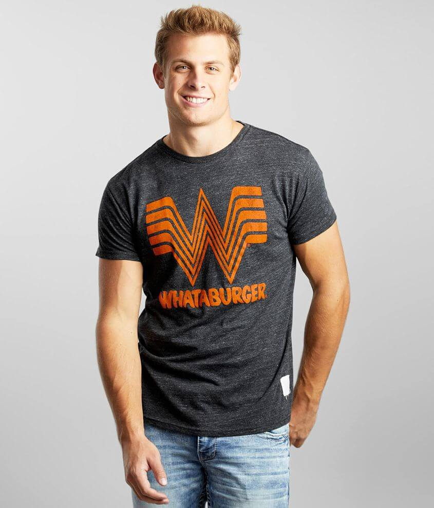 Retro Brand Whataburger® T-Shirt front view