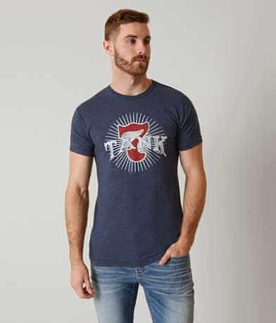 Retro Brand Tank T-Shirt