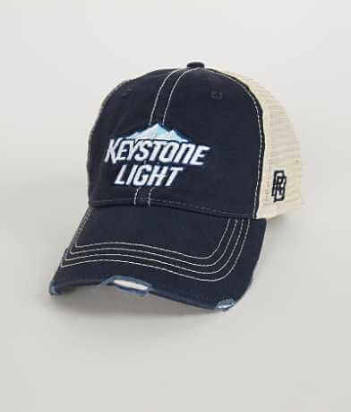 Retro Brand Keystone Light Trucker Hat