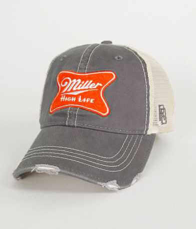 Retro Brand Miller High Life Trucker Hat