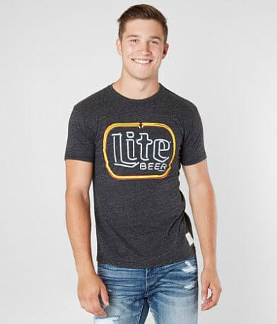 Retro Brand Lite Beer T-Shirt