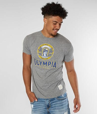 Retro Brand Olympia™ Beer T-Shirt