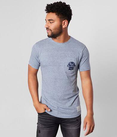 Retro Brand Pabst Blue Ribbon® Beer T-Shirt